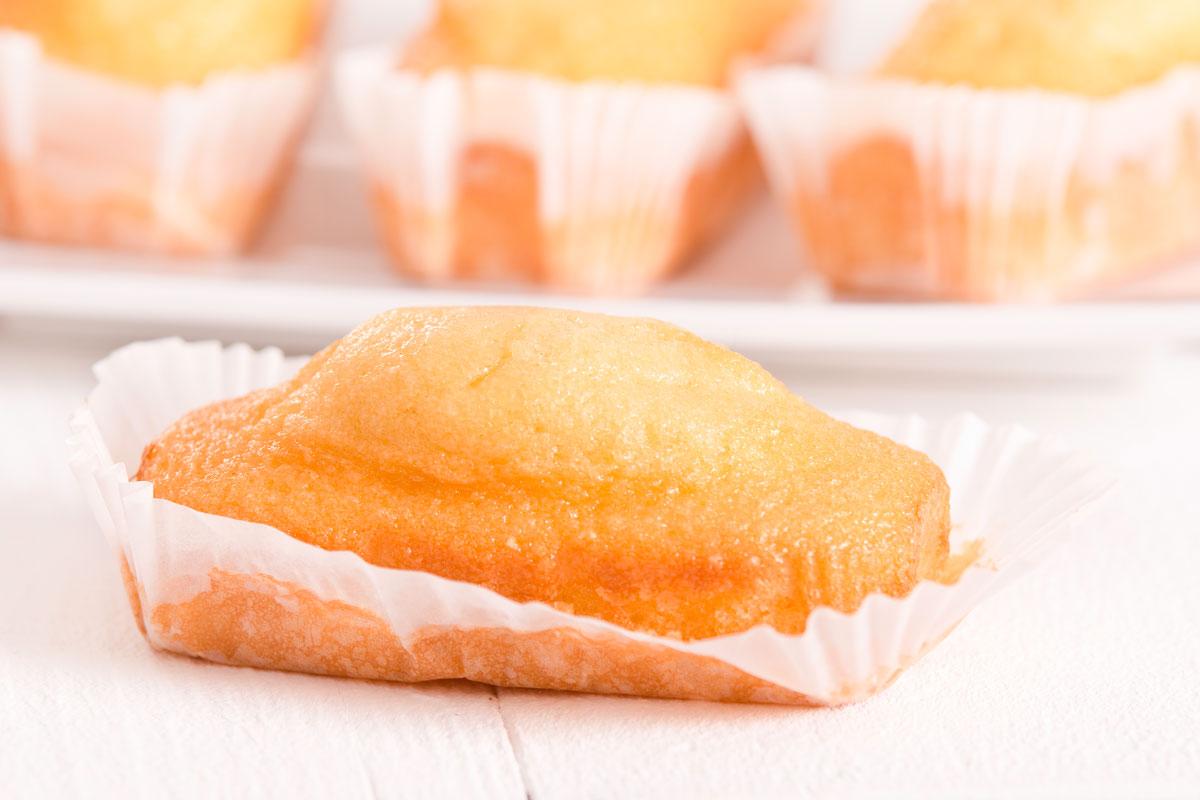 Plumcake Mignon allo Yogurt di Capra
