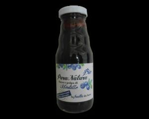 Succo di mirtillo Pura Natura Bio