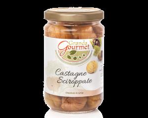 Castagne Sciroppate