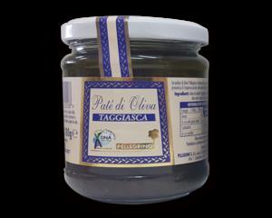 Patè di oliva taggiasca