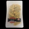 Triangoli porri e salsiccia